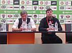 Horváth Ferenc értékelése a Balmazújváros DVSC mérkőzés után