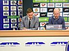 Henning Berg értékelése a Videoton DVSC meccs után