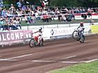 Debrecen Speedway SE -Speedway Club Zsarnovica