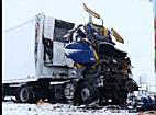 Halálos kamionbaleset a 4-es főúton Hajdúszoboszlónál