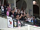 A Loki szurkolók a Videoton-DVSC mérkőzésen - haon.hu