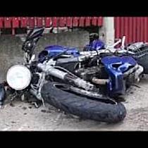 Súlyos motoros baleset a Szabó Pál utcában