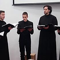 Szent Damján Kórus: Sveti Boze (Szent Isten)