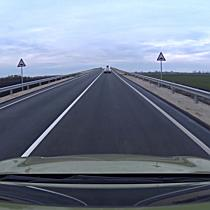Az új M35 ös pályán jártunk - haon.hu