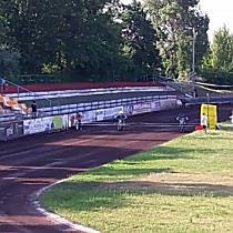 Salakmotor edzés Debrecenben, Adorján, Tabaka,  Fekete