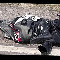 Súlyos motorbaleset a 4-es számú főúton