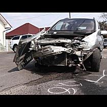 Súlyos motoros baleset a Sámsoni úton - haon.hu