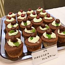 Süteményversenyt rendeztek Ebesen