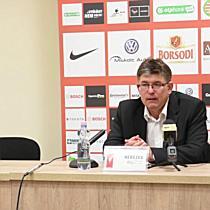 Herczeg András értékelése a DVTK DVSC meccs után HAON HU