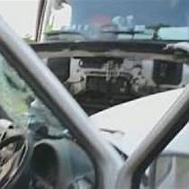 Súlyos baleset a 47-es főúton Tépénél