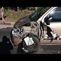 Hármas baleset történt a szováti elágazásnál - haon.hu