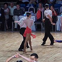 Latin-amerikai táncok Európa-bajnoksága Debrecenben I.