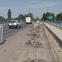 Elakadt a Berettyó-híd felújítása -  haon.hu