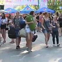 Életképek a Campus 0. napján - HAON.HU