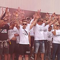 Ultras never die – Kopjafa is emlékeztet Komcsira