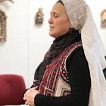 Petrás Mária kiállítása Józsán I. - haon.hu