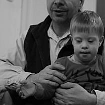 Látogatás a karácsony előtt megözvegyült, háromgyerekes apukánál - haon.hu
