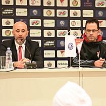Leonel Pontes értékelése a DVSC Haladás meccs után