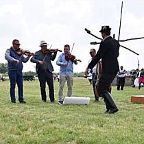 Pásztortánc-verseny az Országos Gulyásversenyen - haon.hu