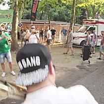 A Kelet Brass Band a Campus Fesztiválon I. - haon.hu