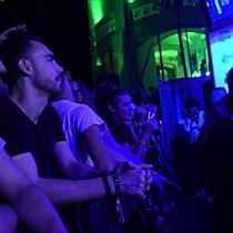 Hiperkarma koncert a Campus második napján