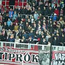 DVSC - Vasas a Nagyerdei Stadionban