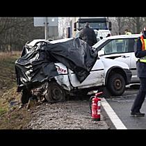 Halálos baleset a 47-es főúton - haon.hu