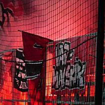 Meccshangulat a DVSC-Vasas mérkőzésen