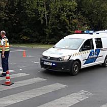 Gyalogosgázolás a Hadházi úton - haon.hu