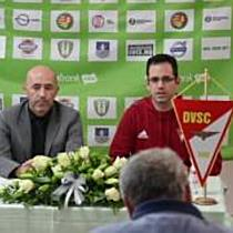 Leonel Pontes értékelése a Haladás DVSC meccs után
