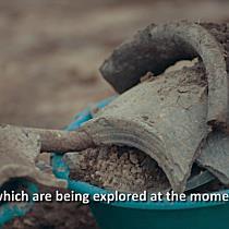 Régészeti munkálatok a BMW leendő beruházásának területén