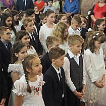 Elsőáldozók a pünkösdi liturgián Debrecenben - haon.hu