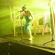 A Belga szórakoztatta a közönséget szerda este a Campuson HAON.HU