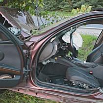 Súlyos baleset a 47-es főúton Sárándnál
