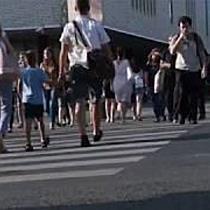 Gyalogosátkelők Debrecenben - haon.hu