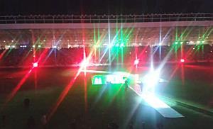 A visszaszámlálás utolsó másodpercei a Nagyerdei Stadionban - haon.huc