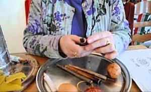 Különleges húsvéti tojás készítése! - haon.hu