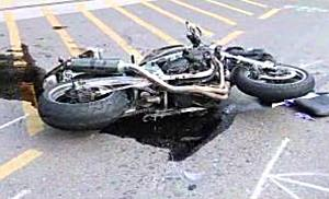 Halálos motoros baleset Debrecenben - haon.hu