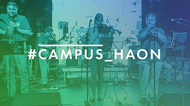 A Debrecen Dixieband előadása a Campus 2. napján - haon.hu