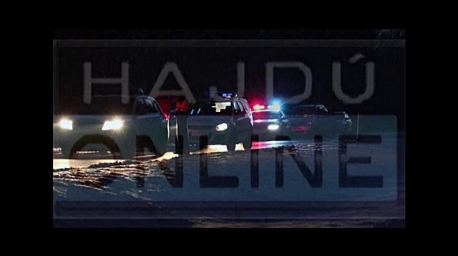 Halálos gázolás történt a 471-es úton - haon.hu