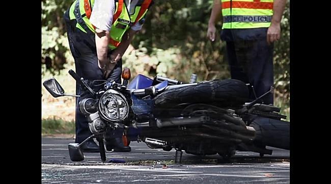 Motoros baleset a Nagyerdei körúton - haon.hu