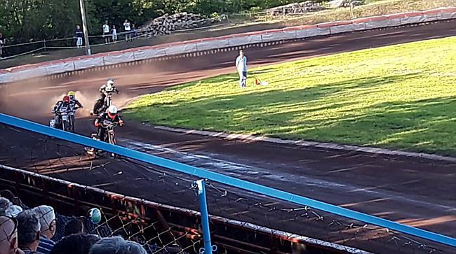 Salakmotor Eb-elődöntő Debrecenben,  döntő