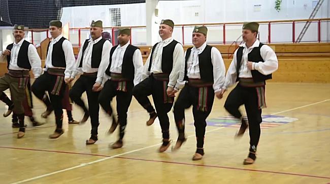 A százhalombattai szerb kisebbség hagyomágyőrző műsora - haon.hu