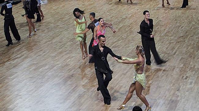 Latin-amerikai táncok Európa-bajnoksága Debrecenben II.
