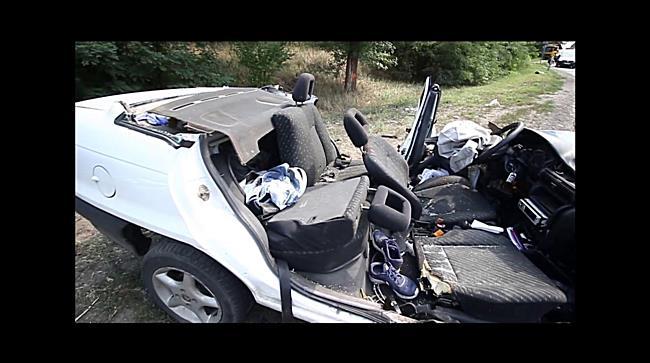 Súlyos baleset a 471-es főúton Debrecennél