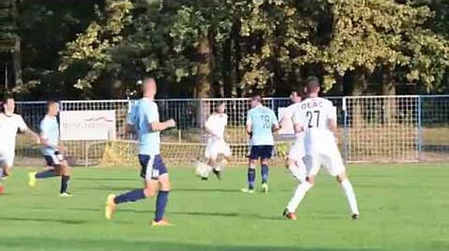 Hajdúszoboszló-DEAC Megye I-es labdarúgó mérkőzés - haon.hu
