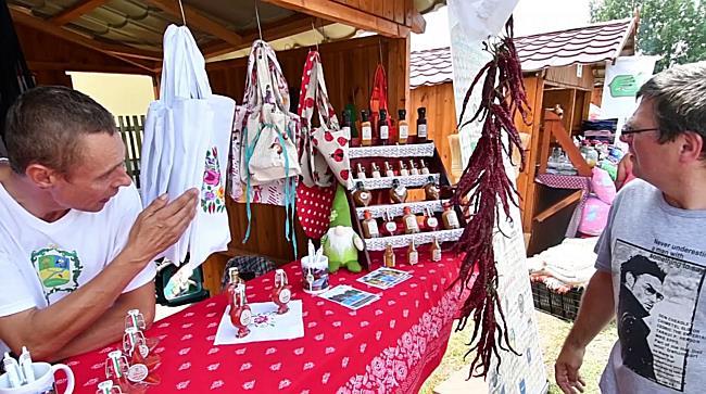 Közfoglalkoztatás keretében készült termékek napja Tiszagyulaházán - haon.hu